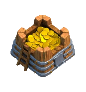 Золотохранилище 3 уровня