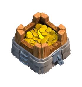 Золотохранилище 5 уровня