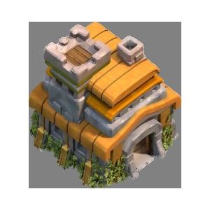 Ратуша 7 уровня