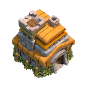 clash of clan builder hdv 6