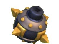 Бомба 5 и 6 уровня (разряжена)