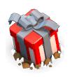 Подарок Санты (вид в игре)