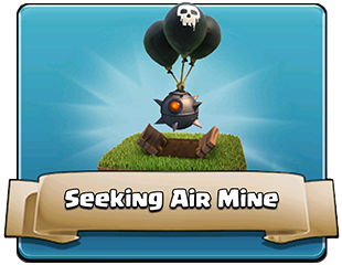 Seeking Air Mine