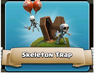 Skeleton Trap