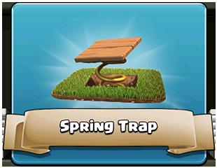 Spring Trap