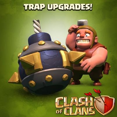 Trap Upgrades