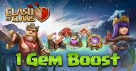 1 Gem All Boost Action #1
