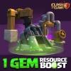 Акция по ускорению добычи ресурсов за 1 кристалл #5