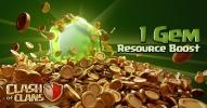 Акция по ускорению добычи ресурсов за 1 кристалл #6