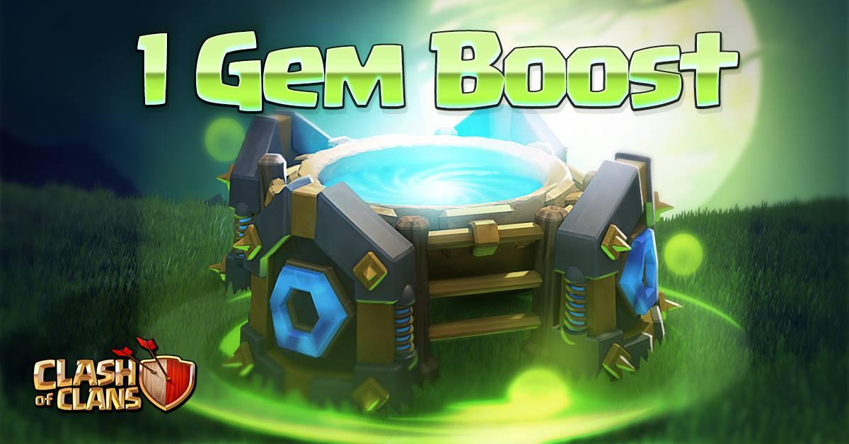 Clash Clans Gems clash-wiki