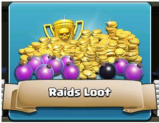 Raids Loot