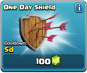 One Day Shield
