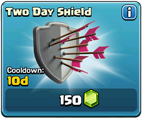 Two Days Shield