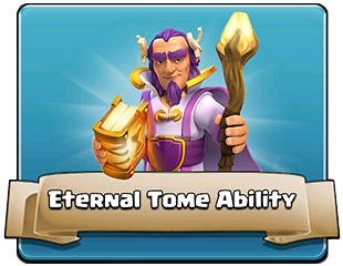 Eternal Tome Ability