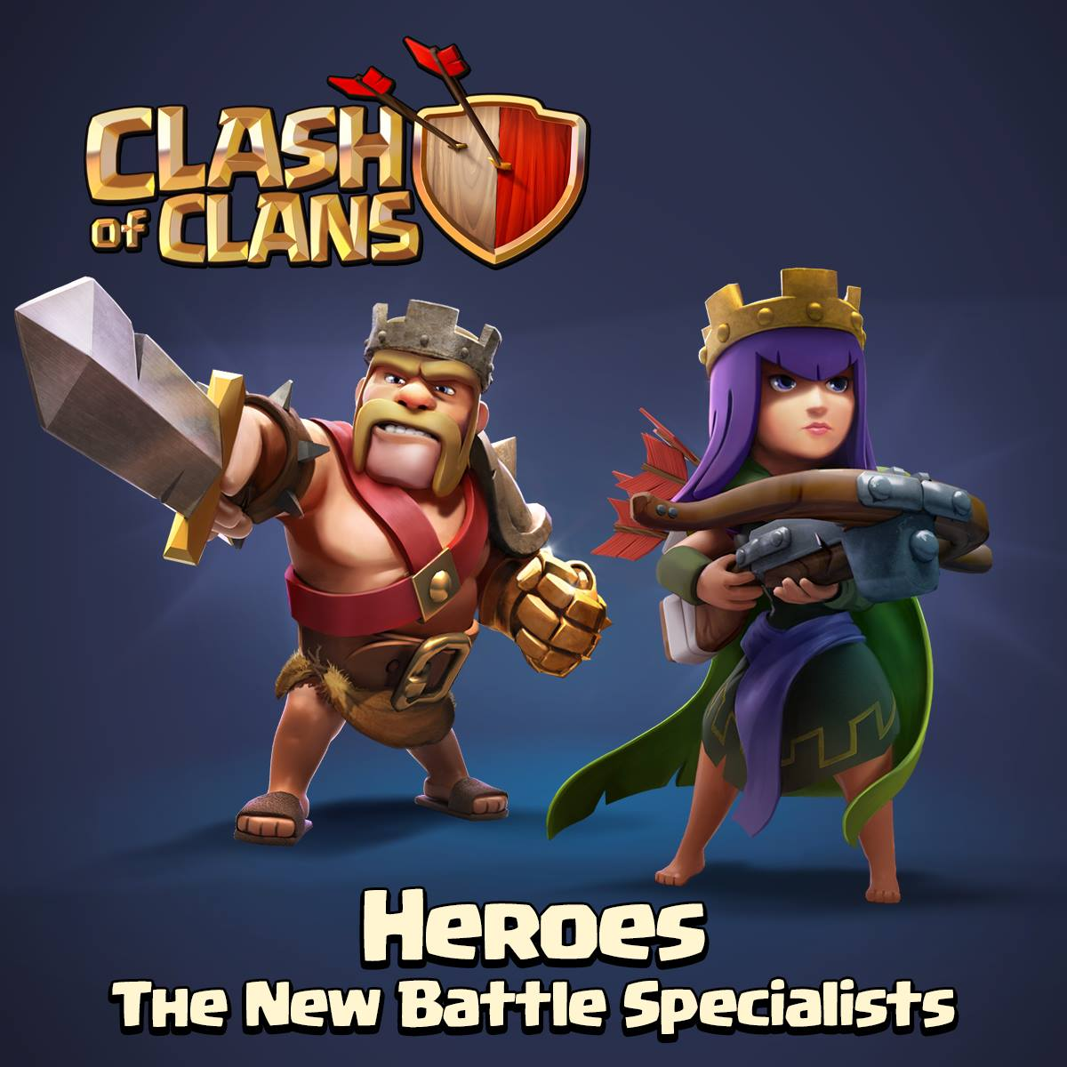 Heroes - The New Battle Specialists