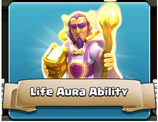 Life Aura Ability
