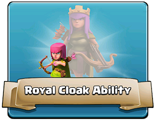 Royal Cloak Ability