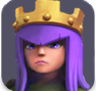 Archer Queen Level 40 (Max)
