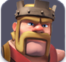 Barbarian King Level 40 (Max)