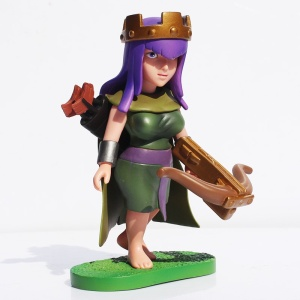 The Archer Queen Action Figure