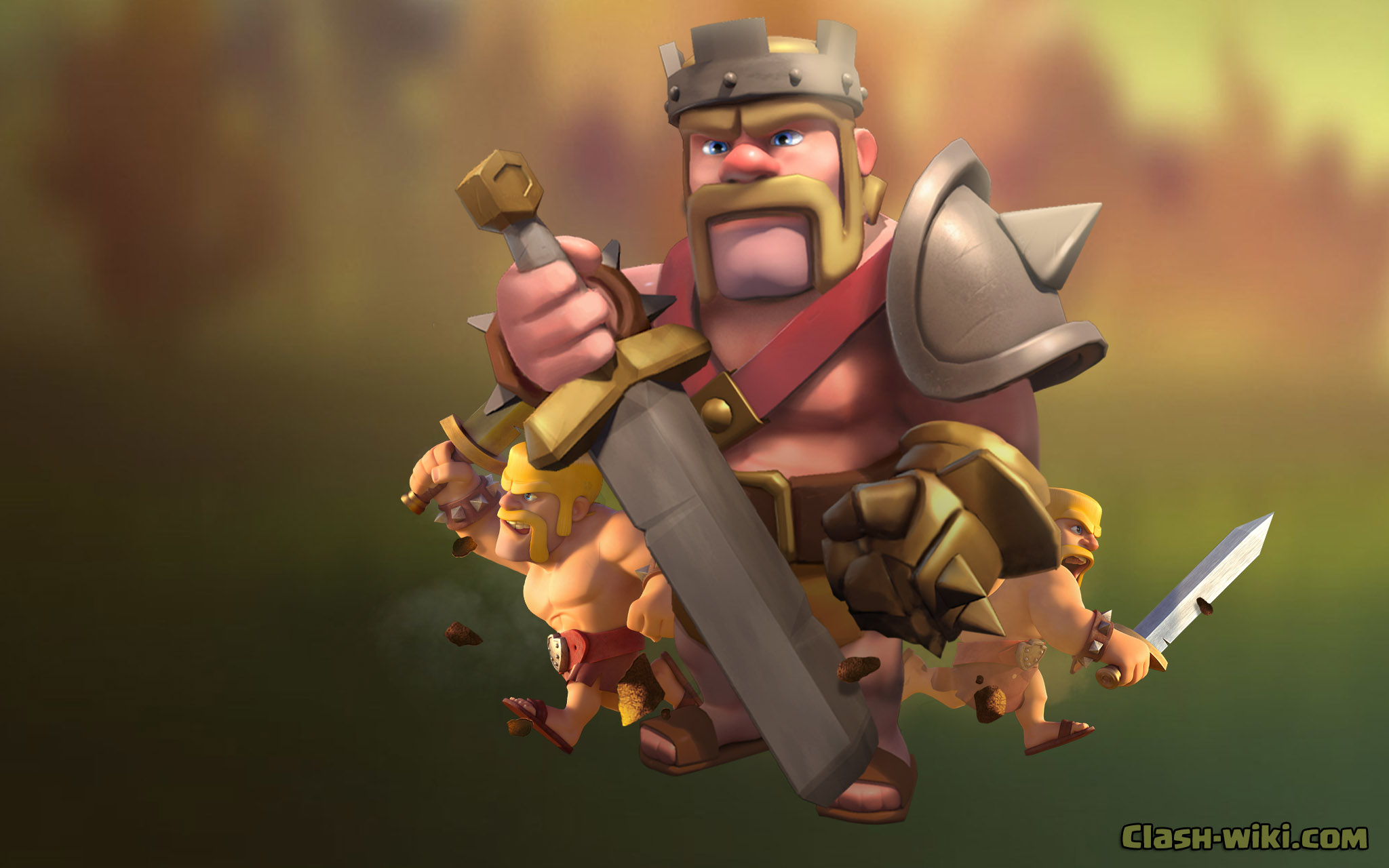 Barbarian Clash Of Clans Hd Hd Games 4k Wallpapers: Archer Queen Clash Of Clans Hd Games 4k Wallpapers Images