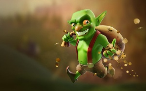 The Goblin - Gold, gold and more gold (also elixir)