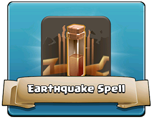 Earthquake Spell Tactics