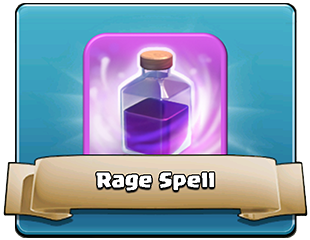 Rage Spell