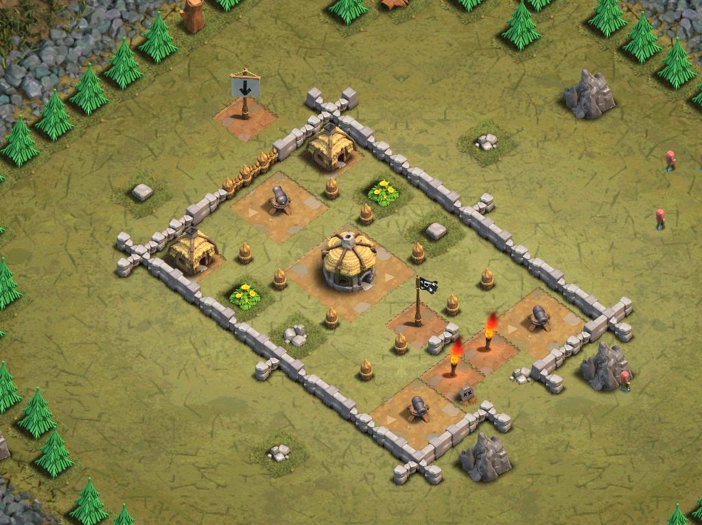 #4 Rocky Fort Village