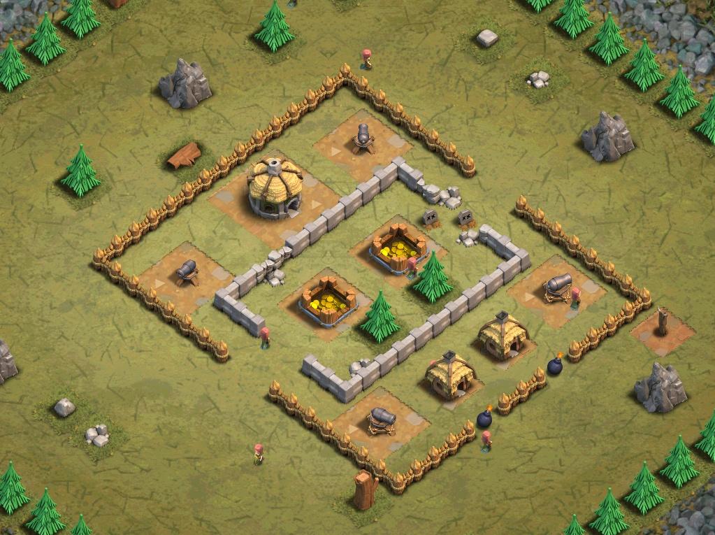 #8 Gold Rush Village