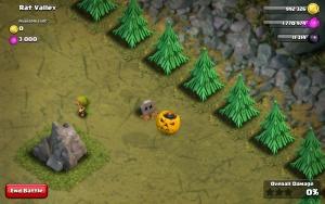 Pumpkin Bomb at #10 Rat Valley Mission