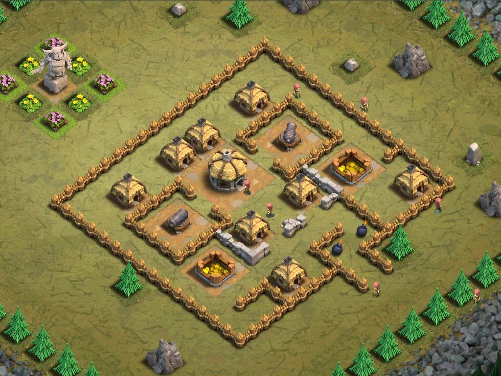 #11 Brute Force Village