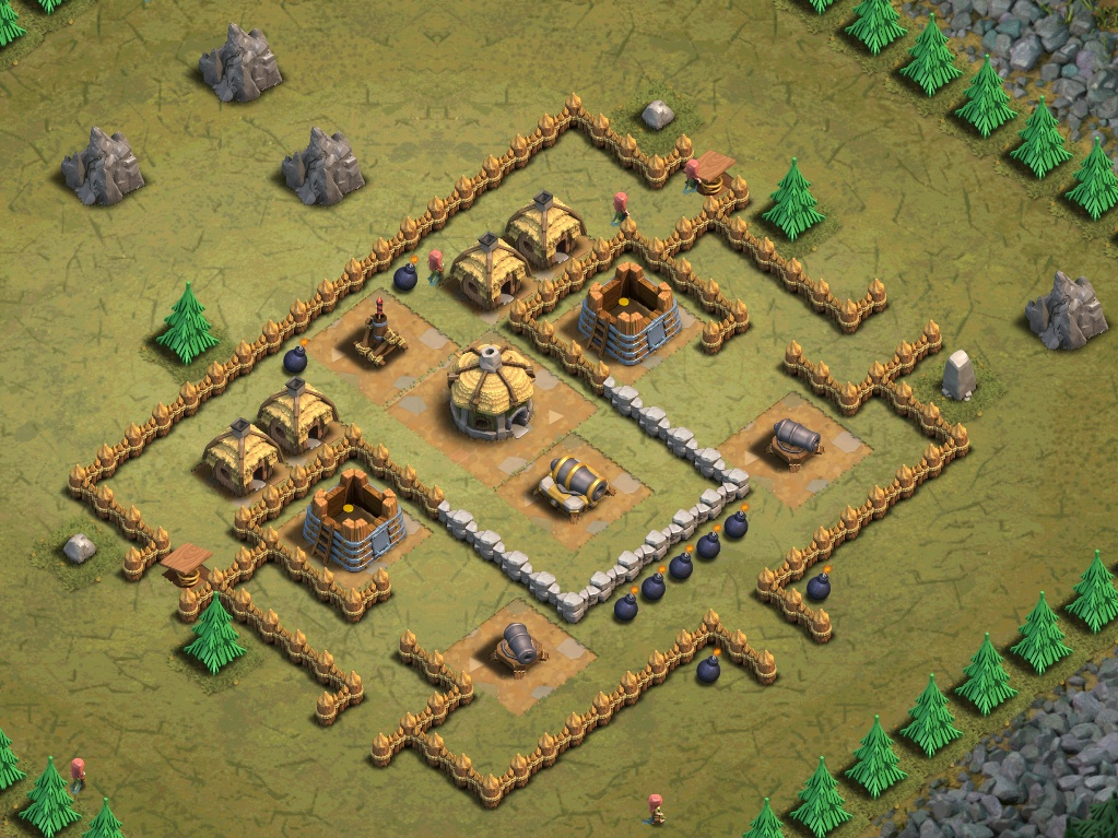 #14 Megablaster Village