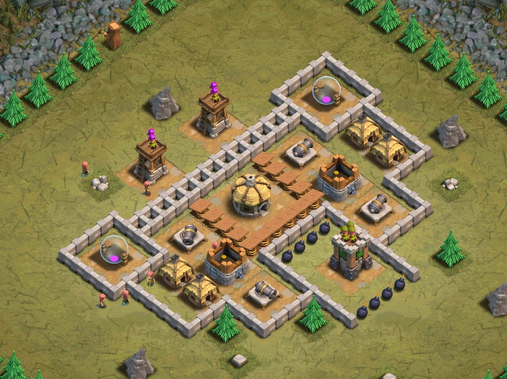#26 Silician Defense Village