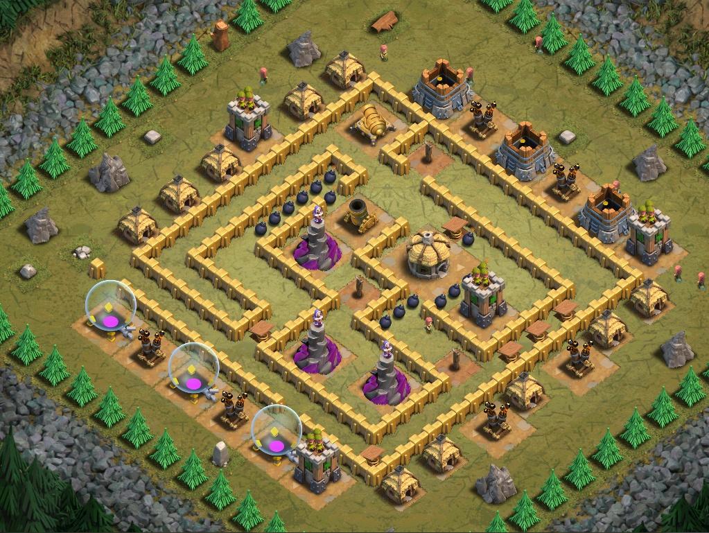 #42 Mega Evil Village